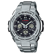 G-Shock Men's Silver Stainless Steel Bracelet Watch - Product number 8216533