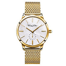 Thomas Sabo Glam Spirit Ladies' Yellow Gold Plated Watch - Product number 8226504