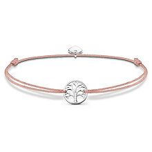 Thomas Sabo Little Secrets Silver Tree of Life Bracelet - Product number 8227543