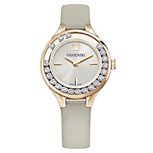 Swarovski Lovely Crystals Ladies' Rose Gold Plated Watch - Product number 8229112