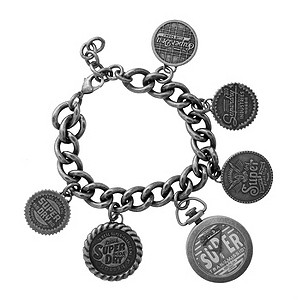 Superdry Ladies' Coin Bracelet watch - Product number 8233365