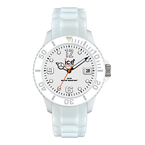 Ice-Watch Men's White Silicon Watch 48mm - Product number 8233934