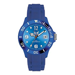 Ice-Watch Men's Blue Silicon Watch 48mm - Product number 8233942