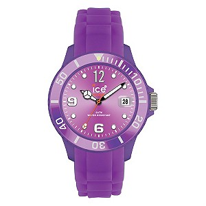 Ice-Watch Men's Purple Silicon Watch 43mm - Product number 8234035