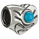 Chamilia - sterling silver December birthstones bead - Product number 8238855