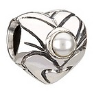 Chamilia - sterling silver June birthstone bead - Product number 8239118