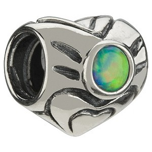 Chamilia - sterling silver October birthstones bead - Product number 8239126