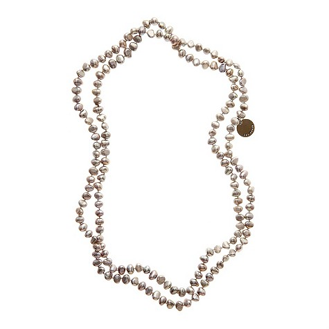 Ted Baker white pearl necklace
