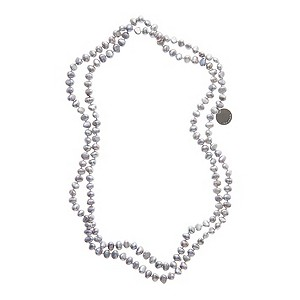 Ted Baker grey pearl necklace - Product number 8247153