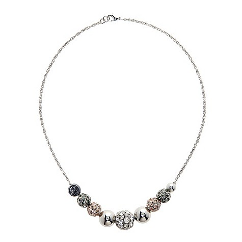 Ted Baker crystal bead necklace