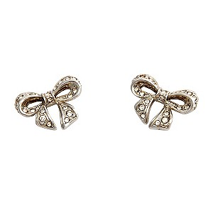 Ted Baker pave bow earrings - Product number 8340811