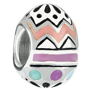 Chamilia - Sterling Silver Easter Egg Bead - Product number 8341125