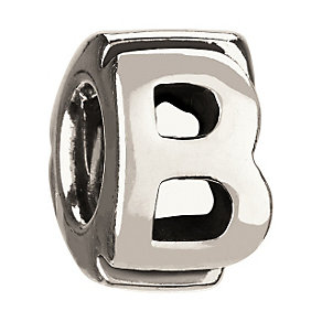 Chamilia - sterling silver letter B - Product number 8341885