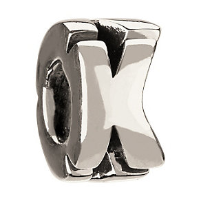 Chamilia - sterling silver letter K - Product number 8341982