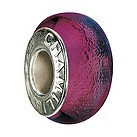 Chamilia - sterling silver purple murano bead - Product number 8342229