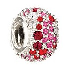 Chamilia - sterling silver kaleidoscope bead - Product number 8342377