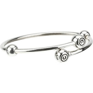 Chamilia - sterling silver flex bangle medium - Product number 8342393