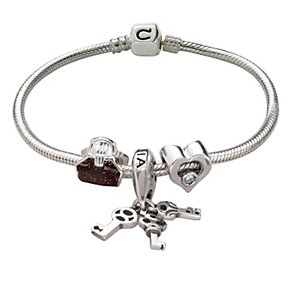Chamilia - Sterling Silver Mixed Starter Set - Product number 8343950