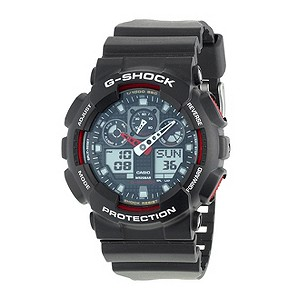G-Shock Large Case Chronograph Combi Watch