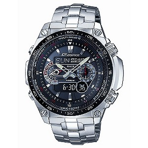 Edifice Solar Powered Radio Controlled Watch - Product number 8346577