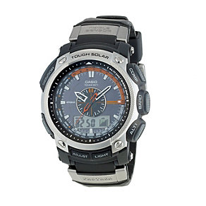 Protrek Solar Powered Radio Controlled Watch - Product number 8346615