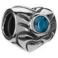 Chamilia - sterling silver March birthstone bead - Product number 8348111