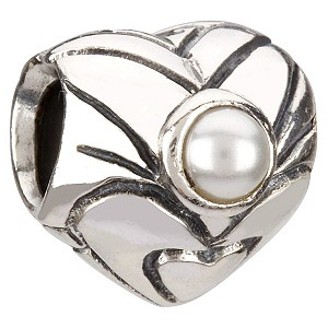 Chamilia - sterling silver June birthstone bead - Product number 8348154