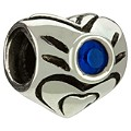 Chamilia - sterling silver September birthstones bead - Product number 8348189