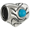 Chamilia - sterling silver December birthstones bead - Product number 8348219