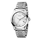 Gucci Timeless men's stainless steel watch - Product number 8349592