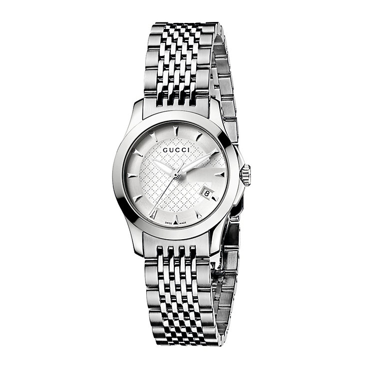 Gucci G-Timeless ladies' stainless steel watch - Product number 8349630