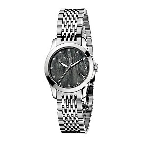 Gucci Timeless ladies' stainless steel bracelet watch - Product number 8349665
