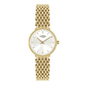 Rotary ladies' gold-plated watch - Product number 8351538