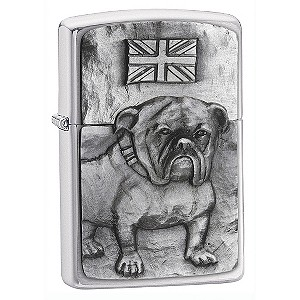 Bulldog Zippo Lighter - Product number 8357625