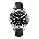 Nautica Men's black strap watch - Product number 8359733