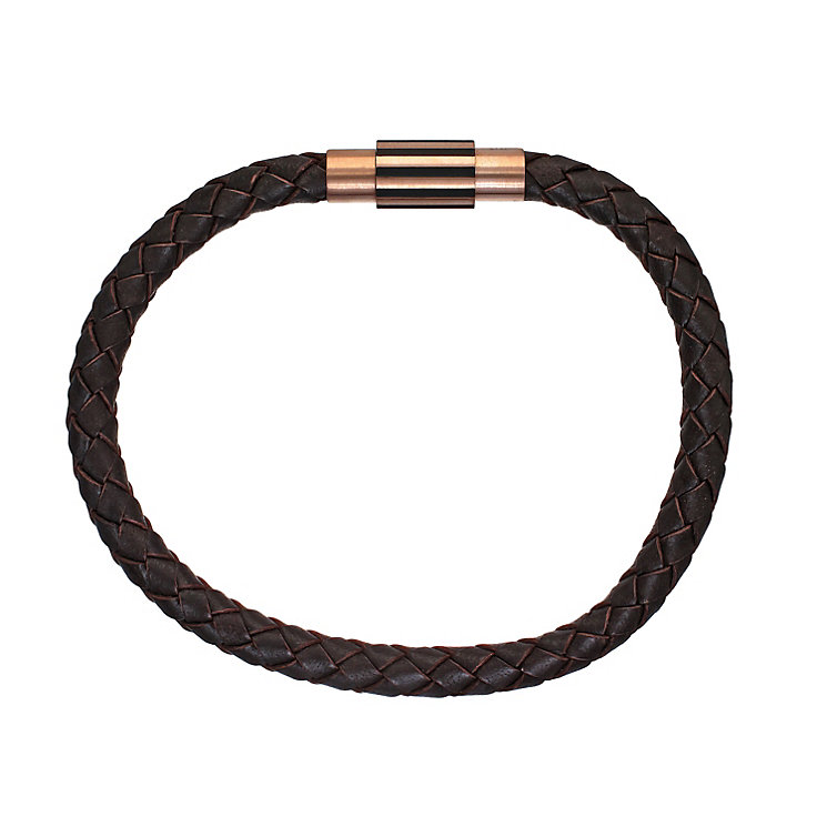 Spartan Hercules brown leather bracelet 22cm - Product number 8365326