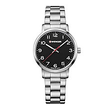 Wenger Field Color Ladies' Stainless Steel Bracelet Watch - Product number 8367620