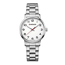 Wenger Field Color Ladies' Stainless Steel Bracelet Watch - Product number 8367647