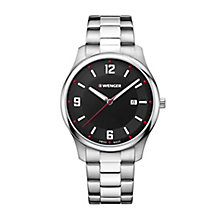 Wenger City Active Men's Stainless Steel Bracelet Watch - Product number 8368090