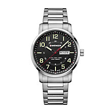 Wenger Attitude Men's Stainless Steel Bracelet Watch - Product number 8368120