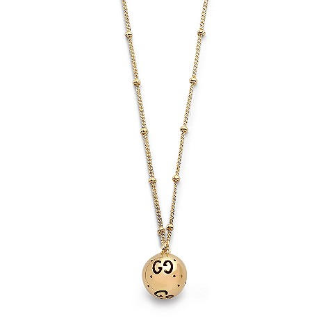 Gucci adjustable necklace