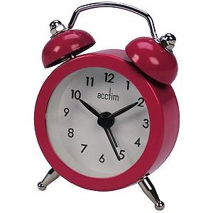Eko Red Alarm Clock