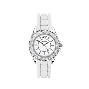 Sekonda stone set bezel watch - Product number 8376328