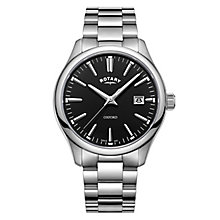 Rotary Men's Stainless Steel Bracelet Watch - Product number 8376840