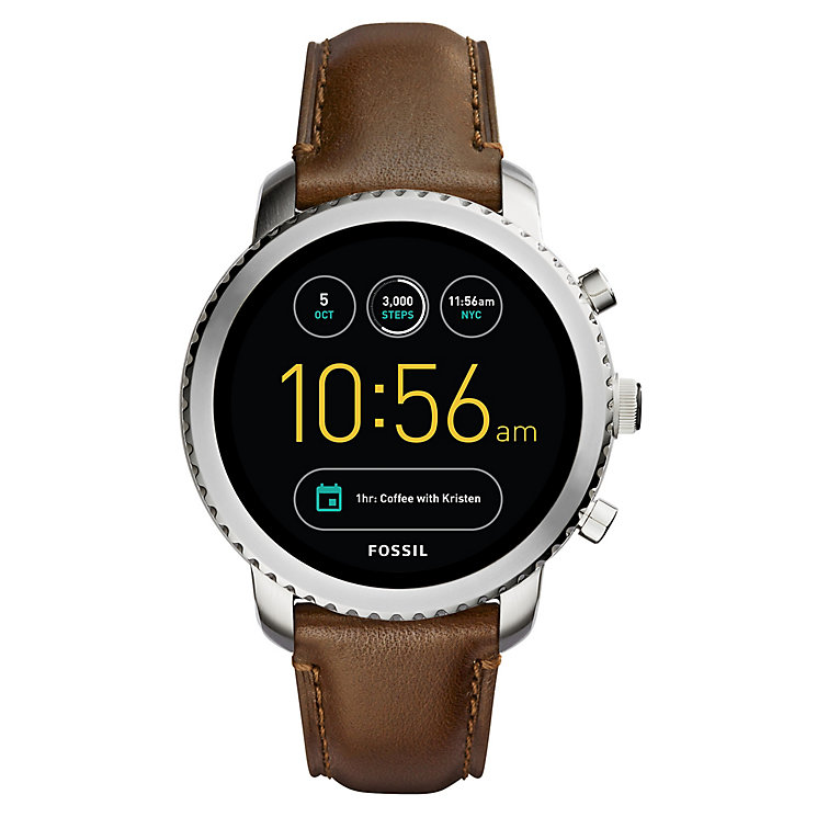 Fossil Q Explorist Men's Smartwatch - Product number 8379408