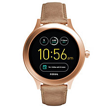 Fossil Q Venture Ladies' Smartwatch - Product number 8379416