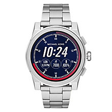 Michael Kors Access Grayson Men's Stainless Steel Smartwatch - Product number 8388342
