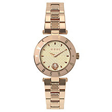 Versus Versace Ladies' Gold Plated Bracelet Watch - Product number 8391831
