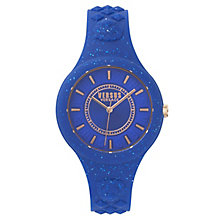 Versus Versace Ladies' Blue Silicone Strap Watch - Product number 8392706