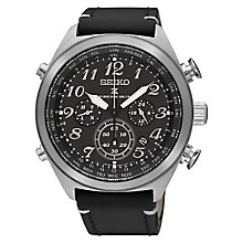 Seiko Prospex Men's Stainless Steel Chronograph Watch - Product number 8402523